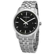 CALVIN KLEIN SWISS MADE K5S3414Y INFINITE WITH 25 JEWEL AUTOMATIC MOVEMENT