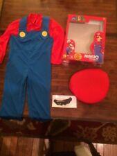 Super Mario Children's Costume