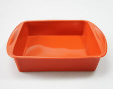 """8"""" / 200mm SQUARE Silicone Mould Cake Pan - Brownies Fudge Tray Bakes Flapjacks"""