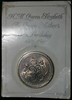 1990 | Elizabeth II The Queen Mother's 90th Birthday Five Pounds Coin | KM Coins