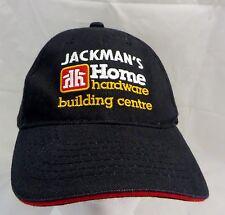 Jackmans Home Hardware building Centre  cap hat adjustable