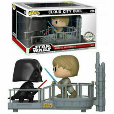 Funko Pop 226 Star Wars Movie Moments Cloud City Duel 9cm For Sale Online Ebay