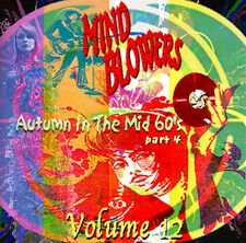 MIND BLOWERS VOL.12  NUGGETS  60s U.S. PSYCH  GARAGE