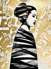 HUSH Artist ASIATIC 2017 Print Mint X/200