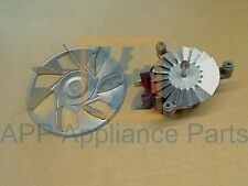 Chef Westinghouse Simpson Electrolux  Oven Fan assembly oven 0214777077