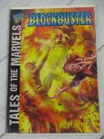 Tales of the Marvels Blockbuster #1 1995 Marvel Comics