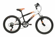 Biciclette Mountain bike nero