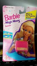 Mattel Barbie Magic Moves Pink Toasterl Toy 1994 New
