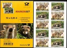 *NEU*Frankaturware Markenset mit 10 Marken a 0,85 € Tierkinder selbstklebend new