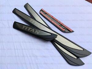 für Nissan Titan Auto Zubehör Teile Schutz Beschützer Einstiegsleisten Styling