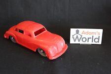 (?) Vintage Plastic Mercedes-Benz 300 Adenauer 1:20 (?) 20 cm red (JS)
