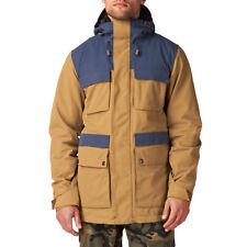 BURTON GoreTex WATERPROOF INSULATED Ski SNOW BOARD Winter JACKET Coat MEN sz S M
