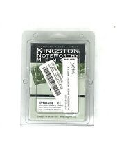 Kingston KTT610/32 DDR3-1600 32MB Module For Toshiba Noteworthy Memory