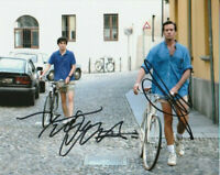 TIMOTHEE CHALAMET & ARMIE HAMMER SIGNED CALL ME BY YOUR NAME 8x10 PHOTO! JSA COA