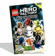 Lego Hero Factory Meet The Heroes Storybook By Lego