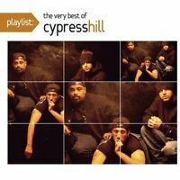 CYPRESS HILL Playlist: The Very Best Of CD BRAND NEW Enhanced Eco-Cover