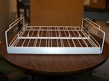 "Ice Cream Rack for pints, holds 56 pints, 25"" wide 22"" deep"