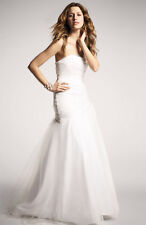 Christian Siriano Draped Tulle Gown (size 10)