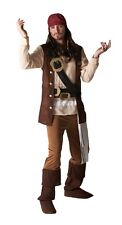 FANCY DRESS COSTUME ~ DISNEY PIRATE JACK SPARROW XL