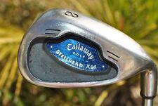 Callaway X16 8 Iron Uniflex Steel Flex Shaft X 16 Steelhead