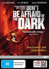 Don't Be Afraid Of The Dark (DVD, 2012)EX RENTAL I CAN POST DISC CASE AND ARTWOR