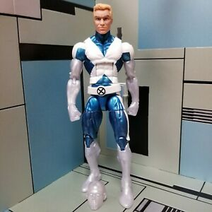 Marvel Legends Iceman Kitbash Custom Bobby Drake X-Men NO BAF
