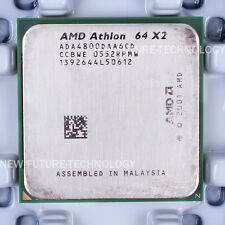 AMD Athlon 64 X2 4800+ (ADA4800DAA6CD) CPU 1000 MHz 2.4 GHz Socket 939 100% Work