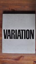 Variation. Possibilités de la photographie en couleurs