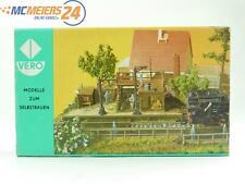 Bausatz 1:120 A/&S Projekt 660 Lasergeschneidet Feuerwahe TT