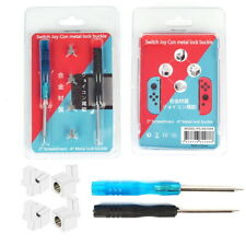 For Nintendo Switch NS Joy Con with Screwdrivers Metal Lock Buckles Repair Tool