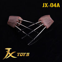 JXtoys 1:6 Flexible JX04A fist claw hand type For Wolverine UnZC toy Figure Body