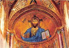 B51871 Cefalu Cathedrale Il Cristo  italy