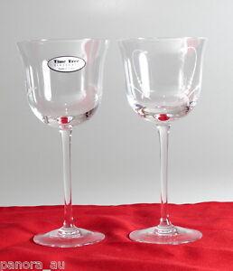 Time Tree Handmade Turkish Wine Glass Romance 200mL (set of 2)