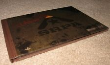 """Art of Resistance 2"" Collector Edition BOOK (PS3) graphic novel limited 2 NEW"