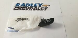Parking Brake Release Handle-Handle NEW GM OEM 15721416 CHEVROLET 95-02