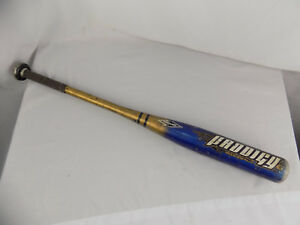 "Worth Prodigy Baseball Bat YBCX12 27"" 15 Oz. -12 2 1/4"""