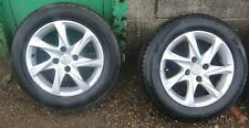 Peugeot 208 Alloy wheels And tyres 185-65-15