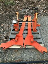Bradco backhoe subframe for Kubota