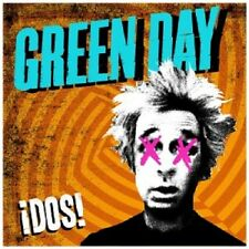 Green DAY-dos! CD 13 tracks alternative rock/pop-punk NUOVO