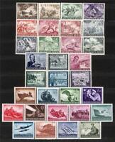 Nazi 3rd Reich  1943/1944  Wehrmacht Sets /  1944 Postkameradeschaft Set MNH!!