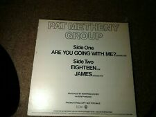 Pat Metheny Group Warner Promo Copy Pro-A-1029 Lp Are You Going W/ Me (bc3)