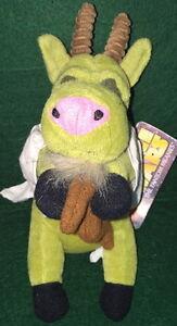 "Farce Wars Fantom Meanies STAR WARS ""GOATA"" Bean Bag Plush Toy with Tag! YODA!"