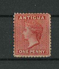 ANTIGUA Queen Victoria 1872 1p  ☀ perforation 12,5 ☀ MNG