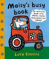Maisy's Busy Book, Cousins, Lucy, Very Good, Paperback