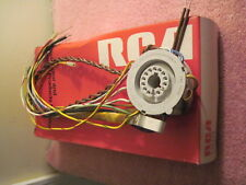Vintage RCA Color TV Picture Tube Socket Assembly New Old Stock Part # 139228