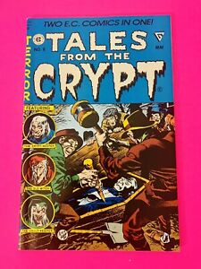 EC Tales from the Crypt #6 VF/NM EC Comics 1950's Horror Gladstone Reprint 1991