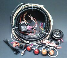 """Turn Commander"" Signal & Horn Kit for SXS ATV Street Legal - Complete Harness"