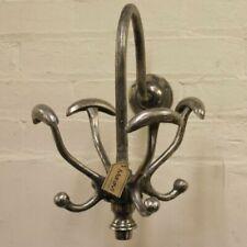 Attaccapanni da parete o porta appendiabiti da parete in argento