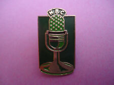 Pin's pin BIERE HEINEKEN BEER série musique MICROPHONE (ref CL14)