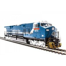 Broadway Limited Imports N Scale GE AC6000 - BHP 6076 (DC,DCC & Sound)